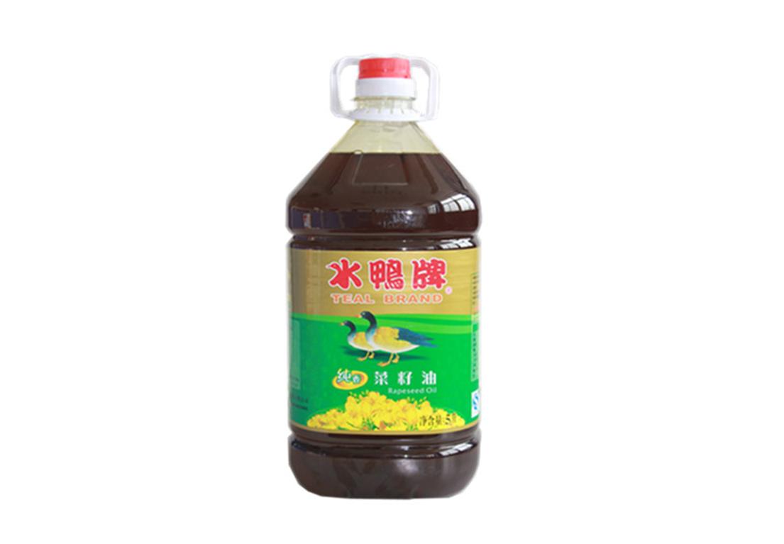 5L水鴨牌純香(四級)菜籽油.png